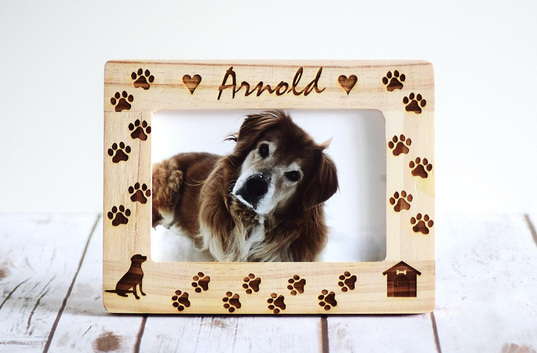 Personalized dog frames dog frame pet frame gift pet lover zoom jeuxipadfo Images