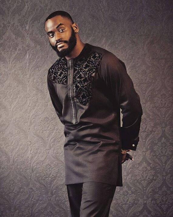 African men clothing adshiki dashiki shirt African shirt