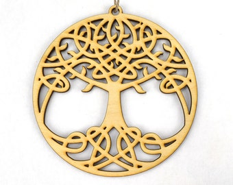 Celtic Tree of Life Ornament