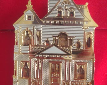 Christmas Ornament - Doll House