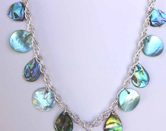 Sea breeze necklace