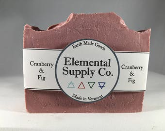 Cranberry & Fig Soap
