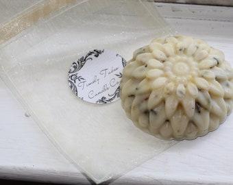 Organic Lemon Lavender Honey Soap