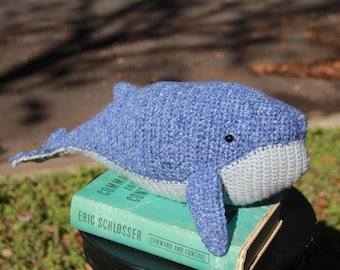 Henry The Humpback Whale | Humpback Whale Stuffie | Whale
