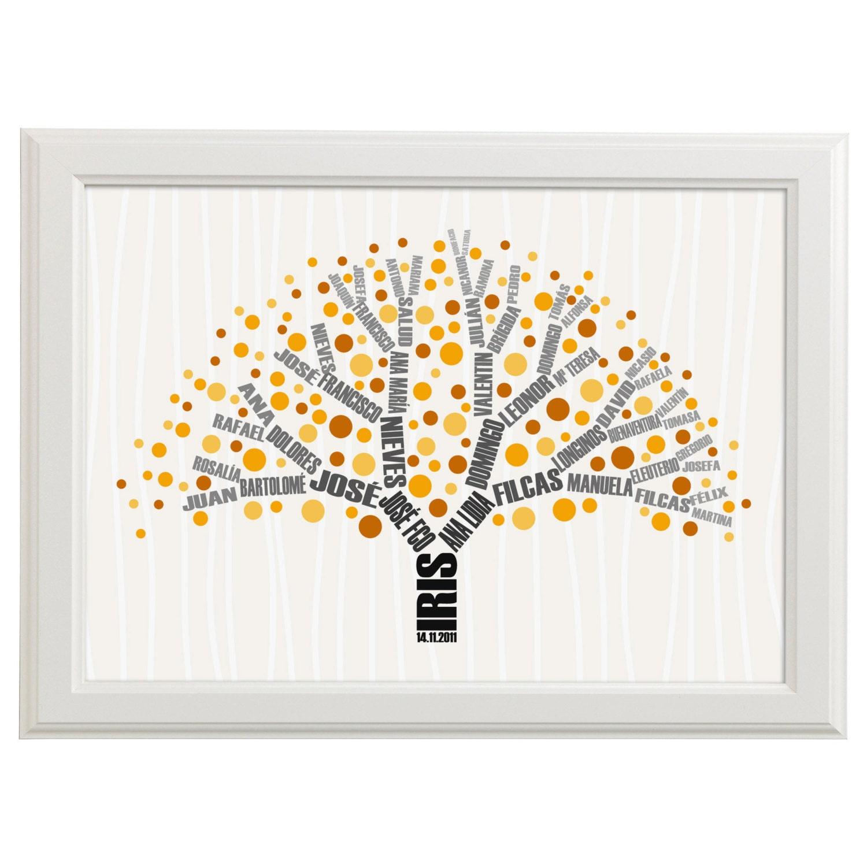 Atractivo Foto árbol Enmarcado Molde - Ideas Personalizadas de Marco ...