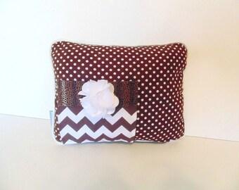 Tooth Fairy Pillow, iPod holder, Teeen Pillow, Tween Pillow