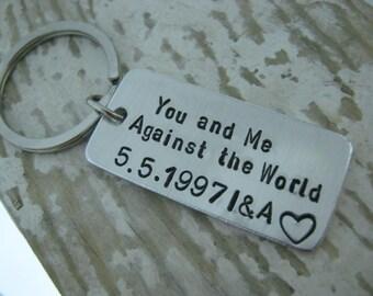 Long distance relationship gift print best friend gift long