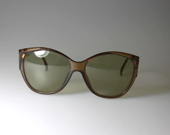 CHRISTIAN DIOR 2233 - 80ER Designer Brills - VINTAGE - oversized Eighties women's sunglasses by Dior