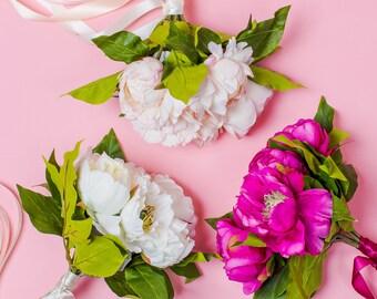 Oversize Peony Bouquets