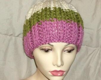 SALE DW014 Spirit Wool Hand Knit Hat