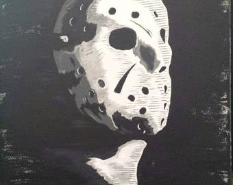Jason Voorhees in Acrylic
