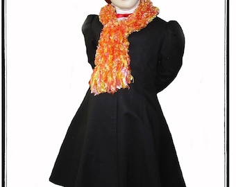 Custom Boutique Halloween MARY POPPINS Nanny Girls Size Costume Set