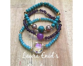 Bracelets colors