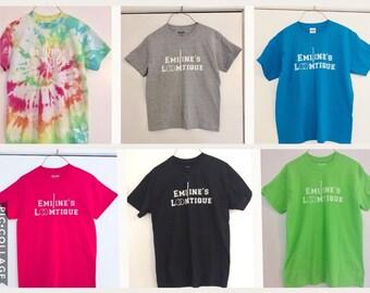 Size Youth XLarge Emilines Loomtique Tshirt