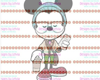 Mickey Hipster