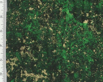 Stonehenge - per yd - Northcott - Deborah Edwards - Green