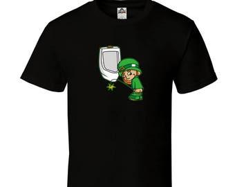 Leprechaun Pee Tshirt