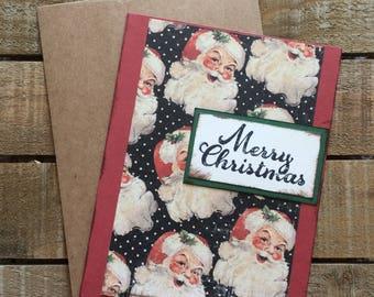 Santa Christmas Card set