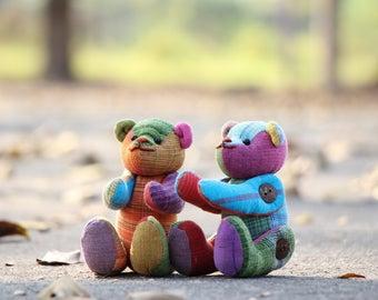 Stuffed teddy bear, Gift