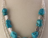 Turquoise and Chain...