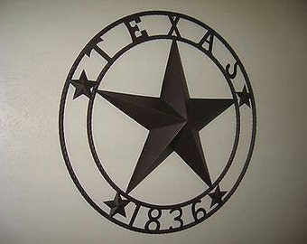 Texas Star Decor | Etsy