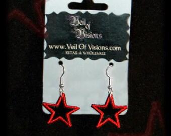 Lucky Stars earrings