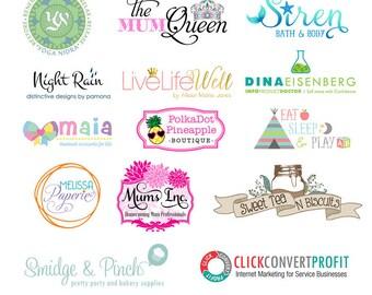 Custom Logo Design Branding