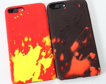 Heat Sensitive Color Changing Case for iPhone
