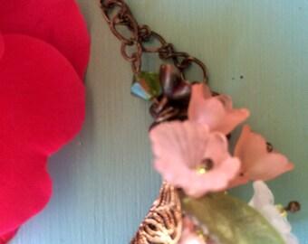 Flowering Bouquet Necklace