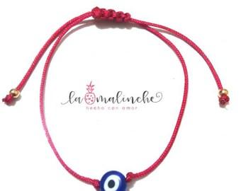 evil eye, evil eye bracelet, talisman, talisman bracelet, evil eye protection, friendship bracelet