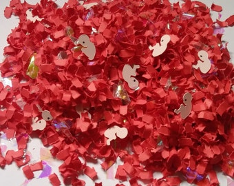 Fetus Confetti - Great for Baby Showers!