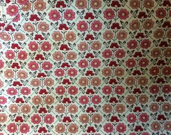Fabric liberty of London, Cordelia pattern