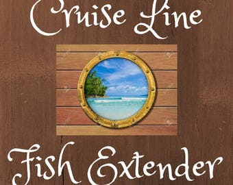 Cruise Line Fish Extender