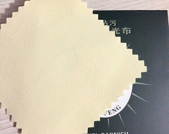 Anti-Tarnish Polishing Jewelry Cloth