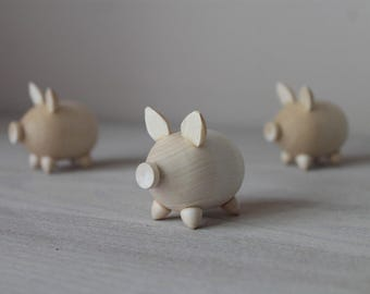 Piggy / Montessori baby toys/ educational toys