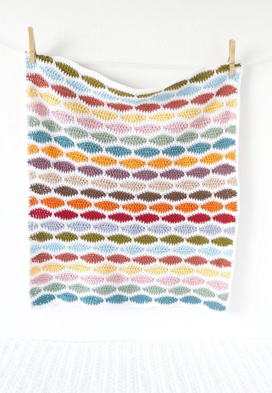 Häkeln Decke Muster einfach häkeln Anfänger Muster für