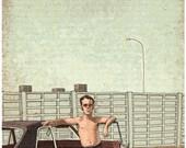 A Man & His Ford Taunus P...