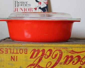 Pyrex 045 Friendship casserole, Casserole, Friendship Casserole, 045 Casserole