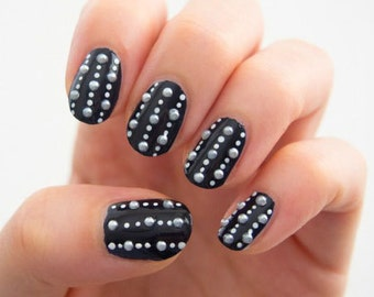 3D Nail Art Pearls Acrylic Stones for Manicure DIY Nails and Decoration