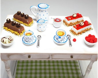 Rectangular tarts varied