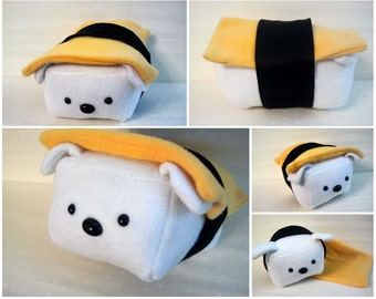 Tamago Egg Sushi Pup Large -Made to Order