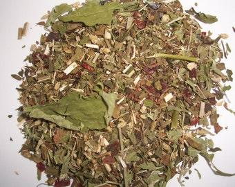 Organic Herbal Cold Tea