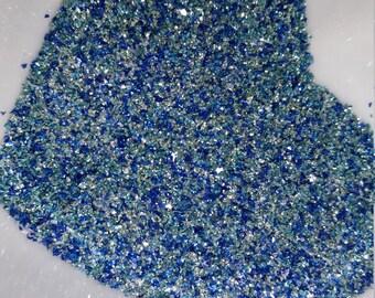 German Glass Glitter - Blue Moon