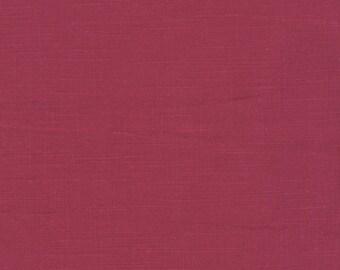 Textured Solid - Rhubarb- 1/2 yard