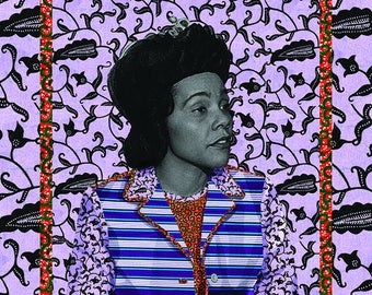 Coretta Scott King Limited Edition 8x10 Print