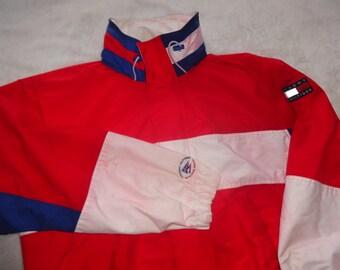 Tommy Hilfiger L vintage sailing jacket