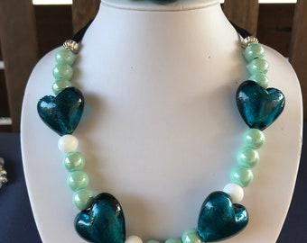 Jade Hearts