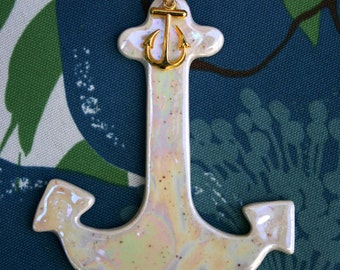 Anchor (White Pearl)