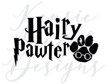 Wizard in Training Monogram Addition for Dog Bandana - Matte, Glitter & HOLO Options