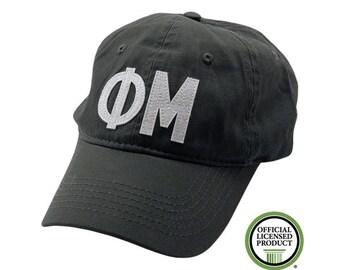Phi Mu - Felt Letter Hat